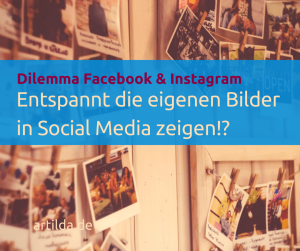 Bilder zeigen in Social Media Kanälen