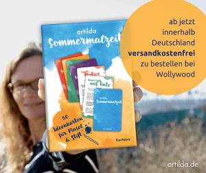 Bestellung Sommermalzeit Ideenkarten