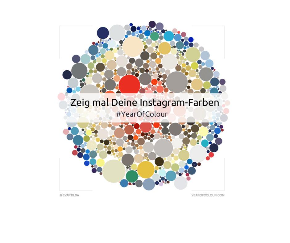 Deine Instagram-Farben: So nutzt Du Year of Colour • artilda.de